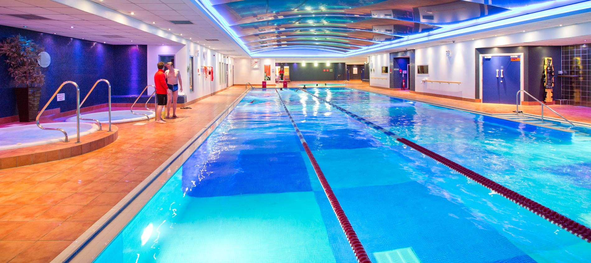 Greater london rehab clinic for drug alcohol addiction for Swimming pool show uk